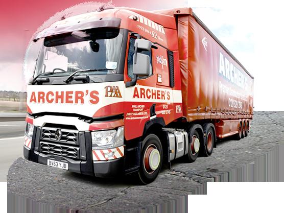 archer-truck