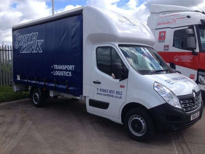 Another Renault Master ready to go!