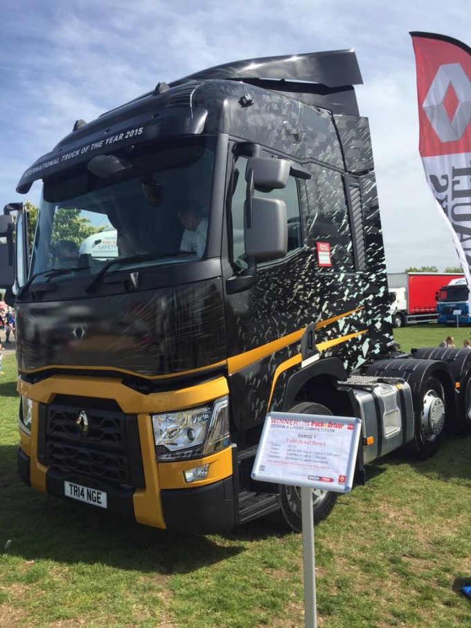 Great day at Truckfest
