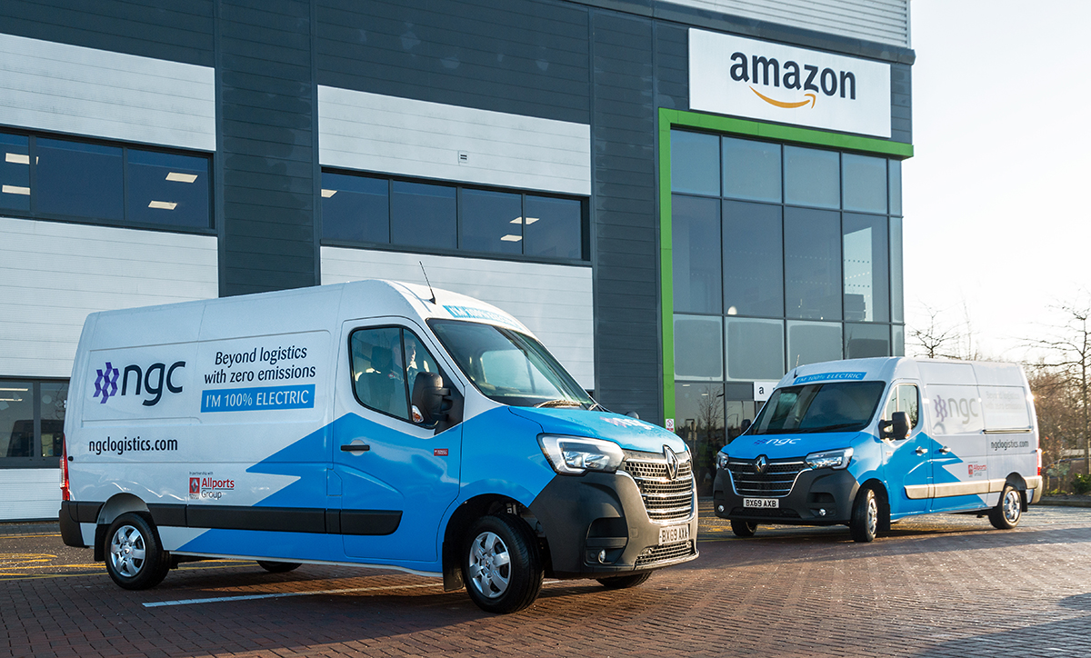 Allports Group Electric Vehicles