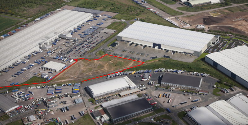 Fradley Park, Lichfield Site Expansion