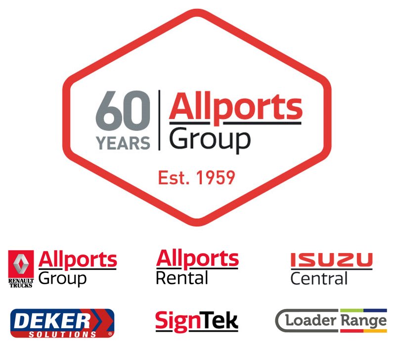 Allports Group Brands