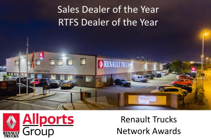 Renault Truck Winners 2020