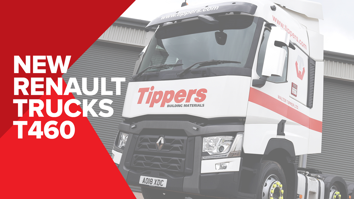 Tippers add another Range T to Bulk Delivery Operations